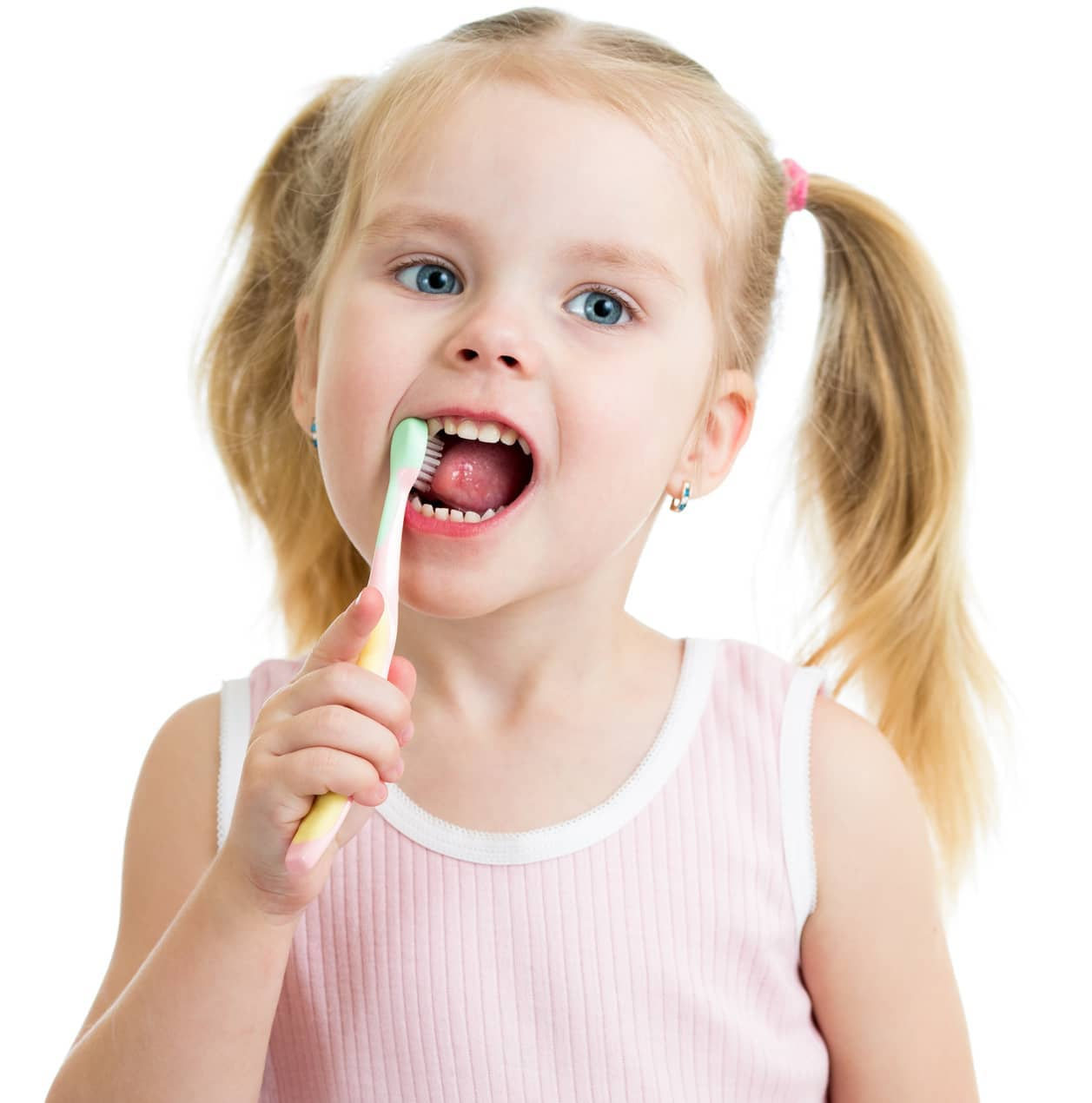 Zufriedenstellende und perfekte Kinderbehandlung