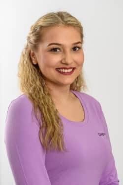 Dagmara - Mitarbeiterin in der Zahnarztpraxis von DDr. Stephan in Wien